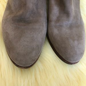 Sam Edelman Shoes - Sam Edelman | Petty suede booties size 7
